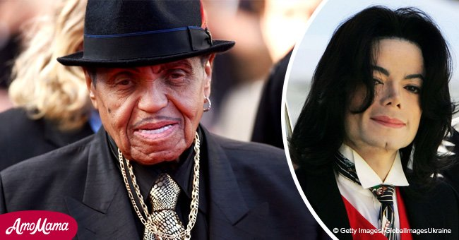 Daily Mail: Michael Jackson's father is on his deathbed and 'doesn't have long'