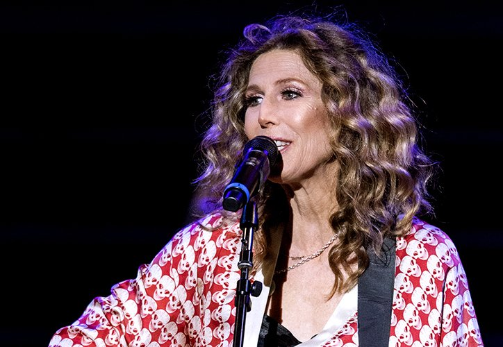 Sophie B. Hawkins at the 7th Annual RaiseAChild Honors Concert Benefit in August 2019 in Hollywood | Source: Getty Images