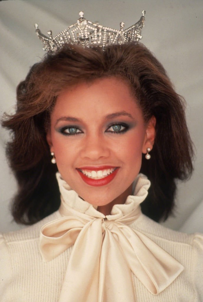 Vanessa Williams, Miss America, ca. 1983 | Quelle: Getty Images