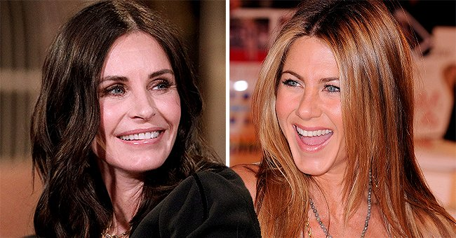 Jennifer Aniston Reacts to 'Friends' Co-Star Courteney Cox's Funny Dance Video