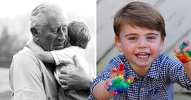 Prince Charles Wishes Prince Louis Happy 2nd Birthday With a Heartwarming Photo
