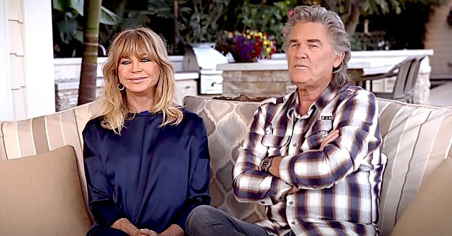 Kurt Russell Recalls Being Terribly Hungover the First Time He Met Goldie Hawn