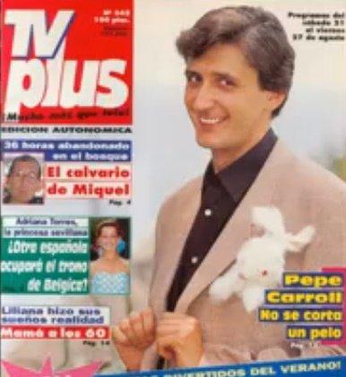 La popularidad de Carrol lo llevó a la portada de las principales revistas. | Foto: ai.pictures Español