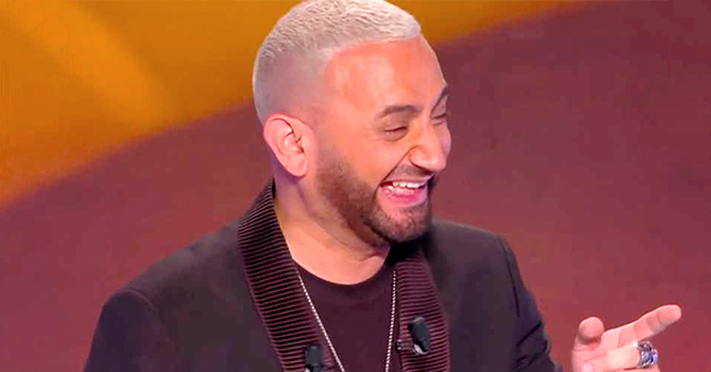 Le fou rire de Cyril Hanouna sur un sujet de l'héritage de Johnny Hallyday