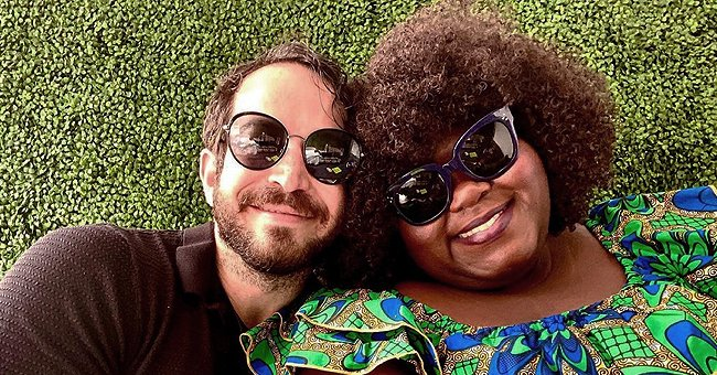 Gabby Sidibe Takes Her Fiancé Brandon for a Walk on a Chain as He Is Dressed like a Cat (Video)