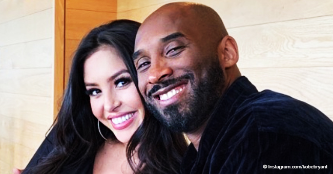 Kobe Bryant's Touching Birthday Message for His Pregnant Wife