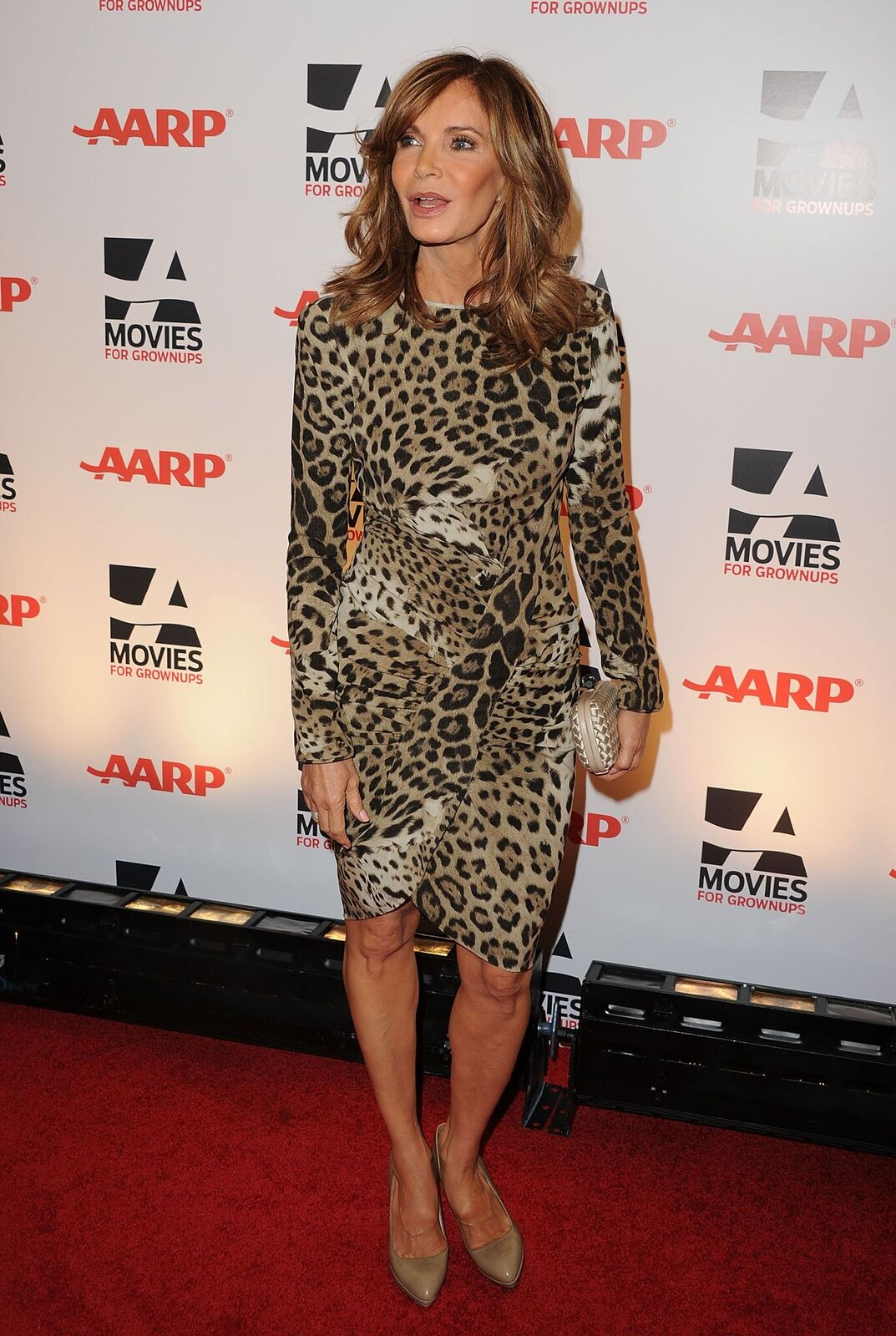 Actress Jaclyn Smith arrives at the AARP Magazine's 10th Annual Movies For Grownups Awards at the Beverly Wilshire Four Seasons Hotel on February 7, 2011 in Beverly Hills, California | Photo: Getty Images