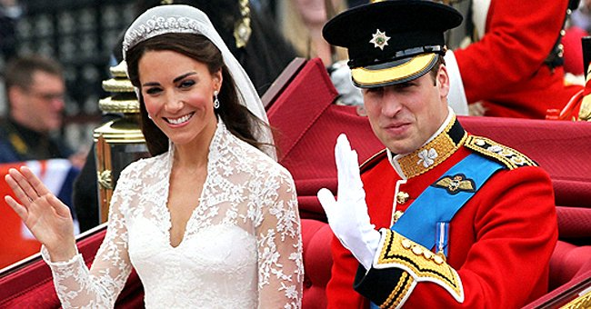 Prince Charles Reportedly Made Sweet Contribution to Prince William & Kate Middleton's Wedding