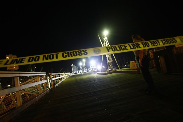 A view of Police warning tape   Photo: Getty Images