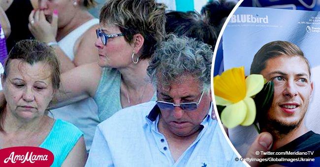 """""""Il doit y avoir un coupable"""": la déclaration poignante du père d'Emiliano Sala"""