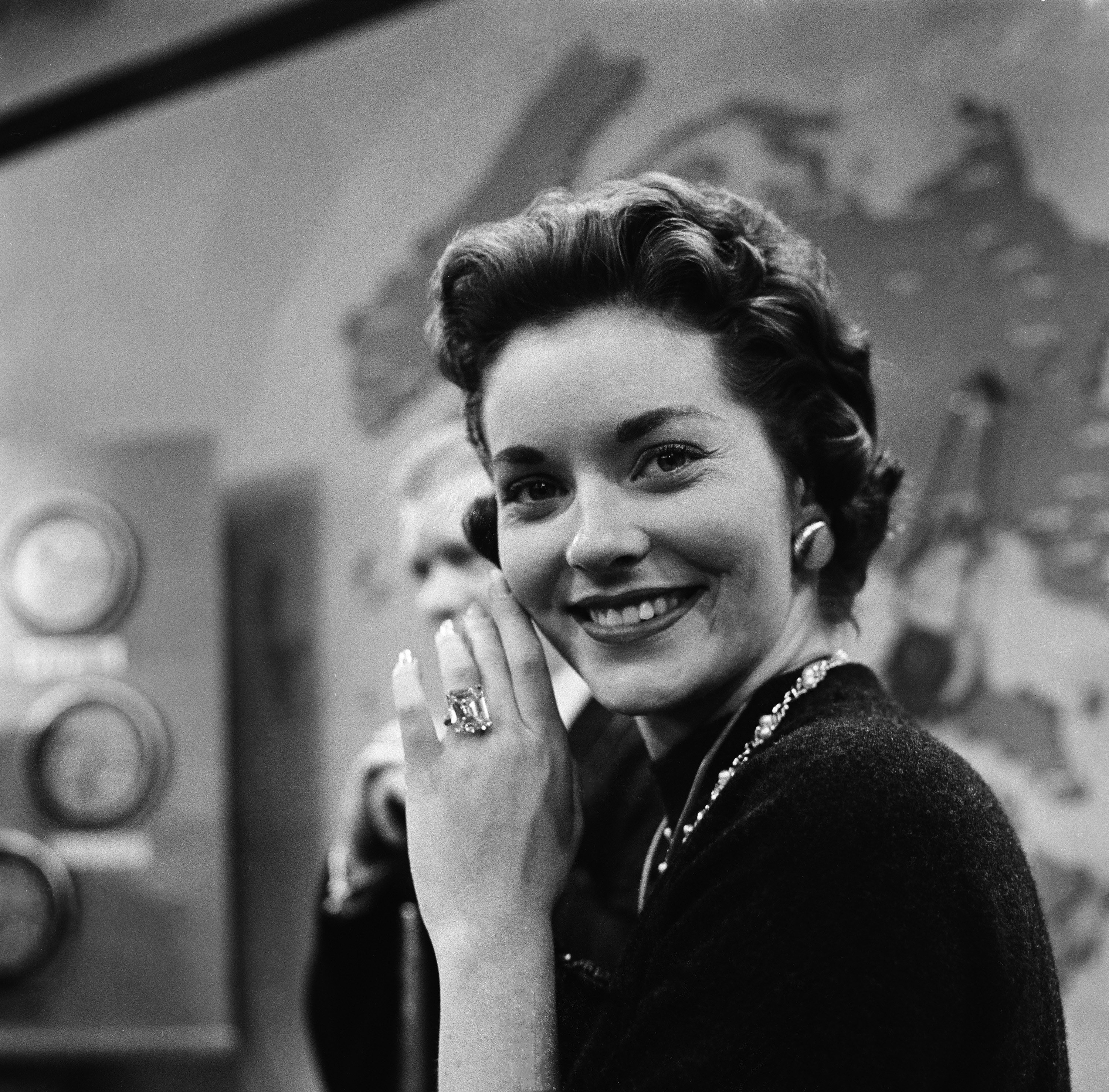 """""""TODAY"""" Girl Lee Meriwether in 1956 