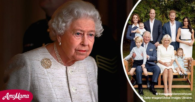 Royal Correspondent explains why the Queen is missing in Prince Charles' 70th birthday portrait