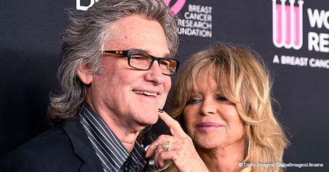 Goldie Hawn Shares the Cutest Message to Her Beloved Kurt Russell on His 68th Birthday