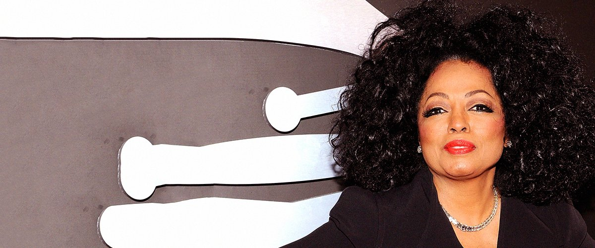 Diana Ross Once Called Her 2nd Husband the 'Love of My Life' - Who Was Arne Naess Jr.?