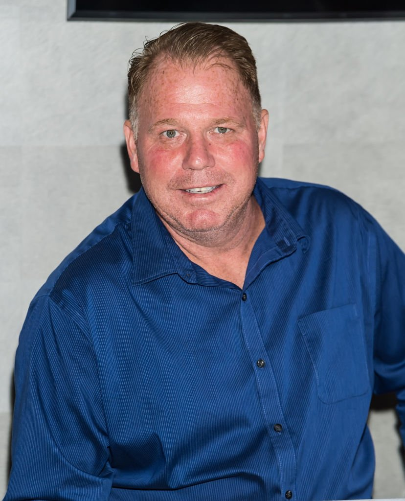 Thomas Markle Jr. lors d'une conférence en Pennsylvanie en 2019. l Source : Getty Images