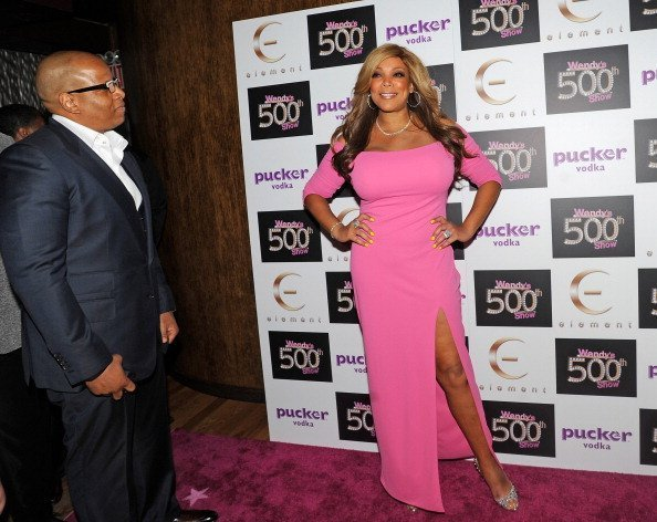 Wendy Williams and her husband Kevin Hunter | Photo: Getty Images
