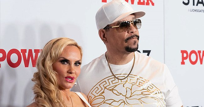 Ice-T's Ex-wife Darlene Ortiz Shows How She Looks in a Wedding Dress in Previously Unseen Pic