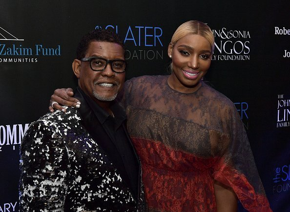 Gregg Leakes and NeNe Leakes pose on the red carpet at the Lenny Zakim Fund's 9th Annual Casino Night on March 3, 2018 | Photo: Getty Images