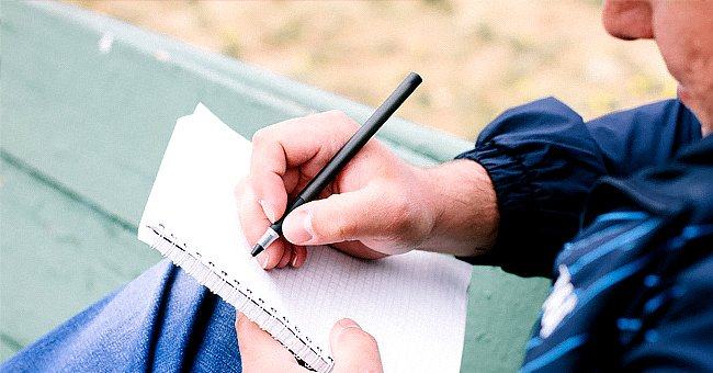Daily Joke: A Husband Decides to Write a Letter to His Wife after Cheating