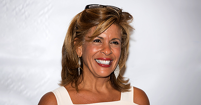 Hoda Kotb's 2-Year-Old Daughter Helps Mom Blow out Candles during Her 55th Birthday