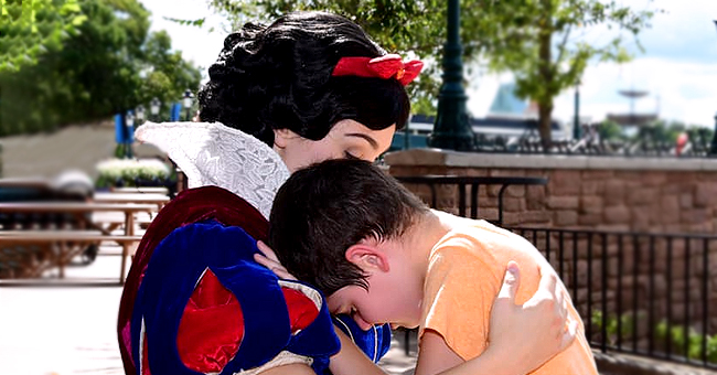 Snow White Praised for Soothing Autistic Child at Disney World