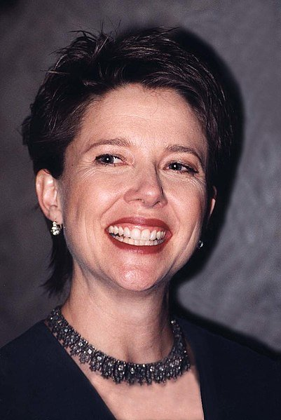 Annette Bening on April 25, 1998. | Source: Wikimedia Commons