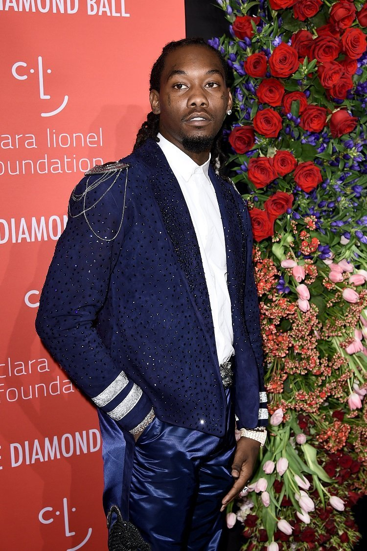 Offset on September 12, 2019 in New York City | Photo: Getty Images