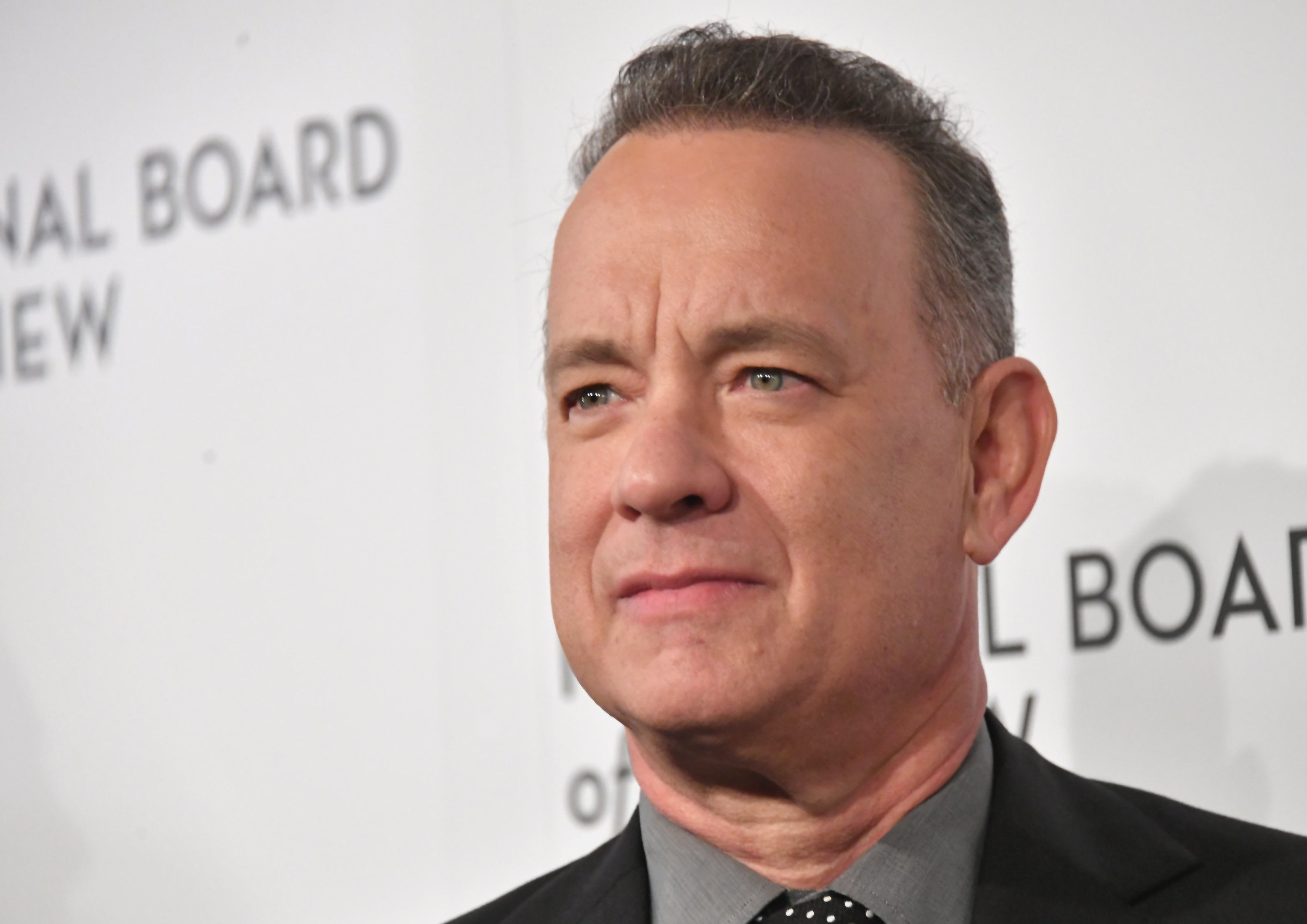 Tom Hanks at the 2018 National Board of Review Annual Awards Gala. | Photo: Getty Images