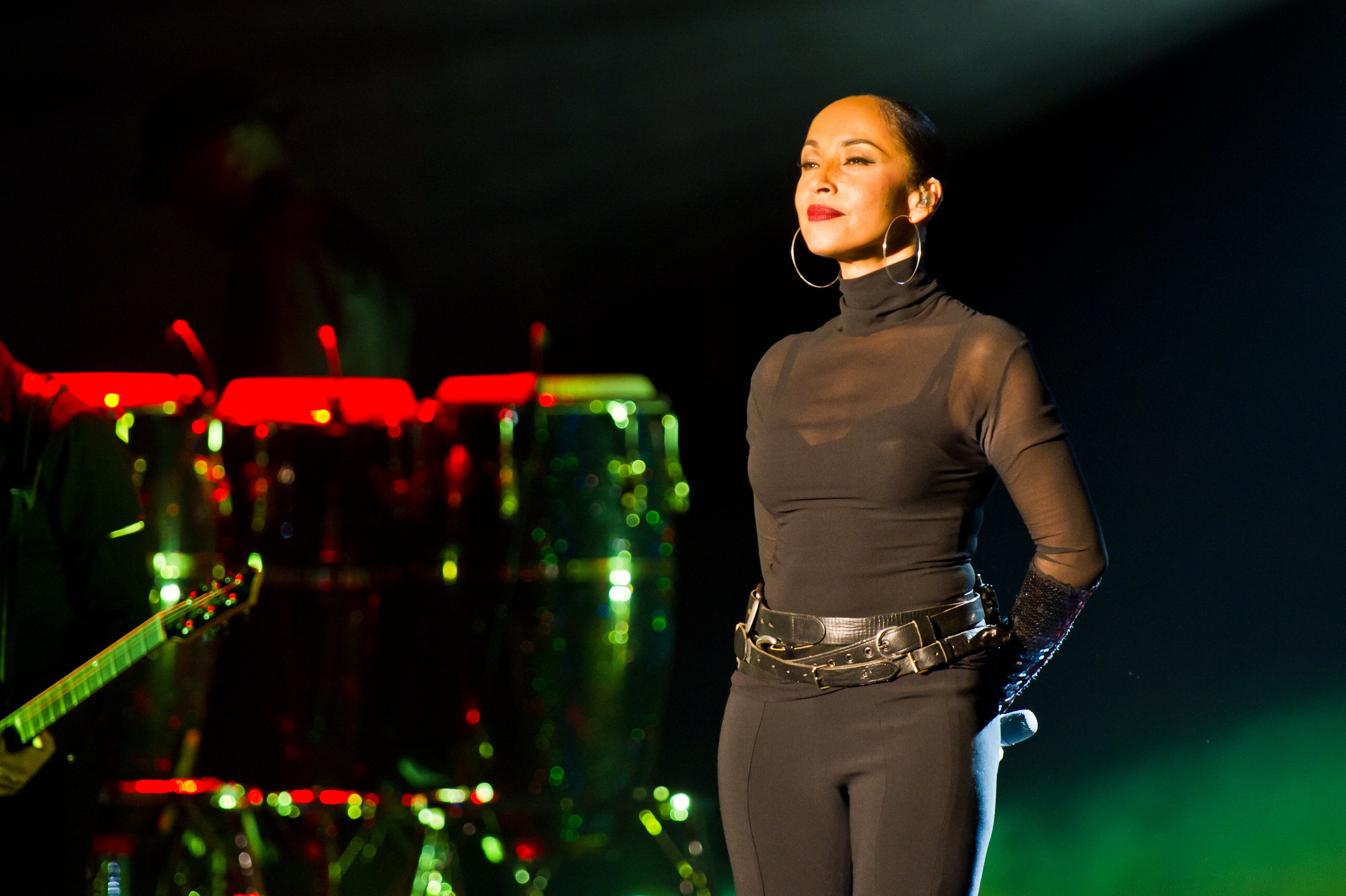 Sade performs at Palais Omnisports de Bercy on May 17, 2011 in Paris, France | Source: Getty Images