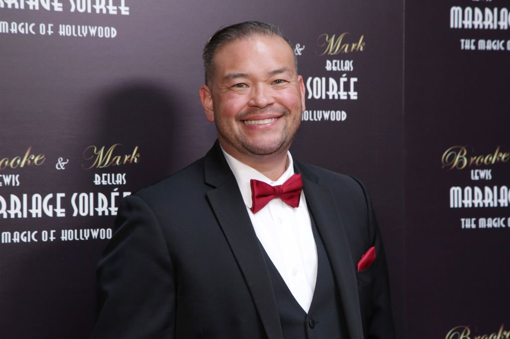 "Jon Gosselin attends Brooke & Mark's Marriage Soiree ""The Magic Of Hollywood"" at the Houdini Estate 