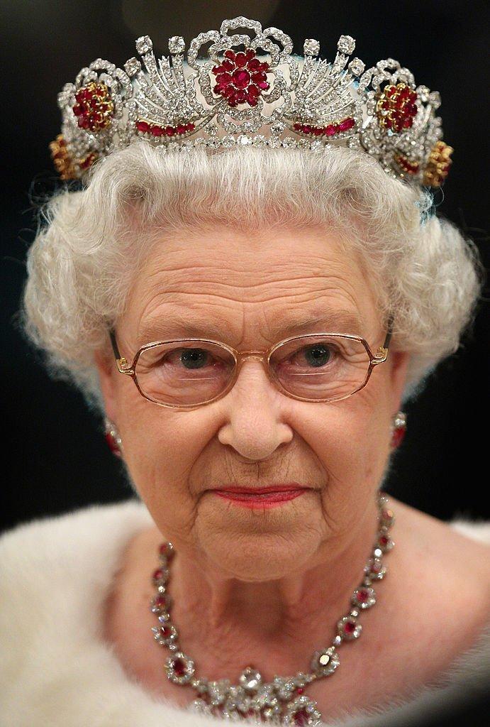 Queen Elizabeth II. I Image: Getty Images.