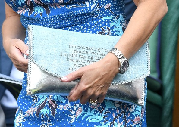 Sophie of Wessex's clutch purse | Photo: Getty Images