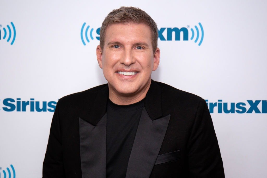 Todd Chrisley visits SiriusXM Studios in New York City on May 7, 2018   Photo: Getty Images