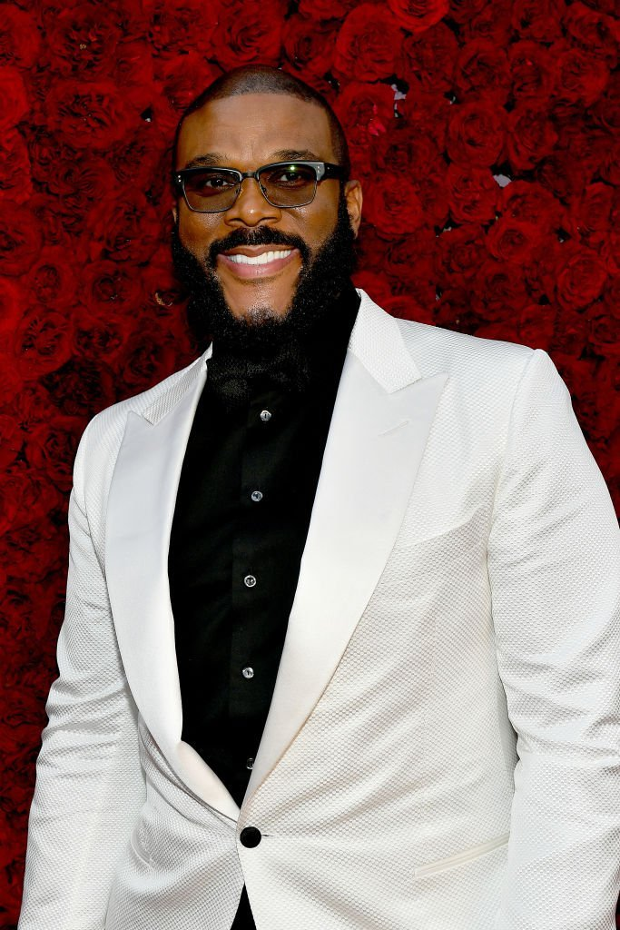 Tyler Perry attends his studio grand opening gala at Tyler Perry Studios | Photo: Getty Images