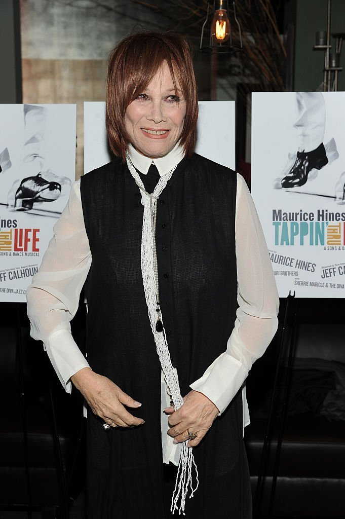 "Michele Lee attends ""Maurice Hines Tappin' Thru Life"" opening night - after party at Thalia 