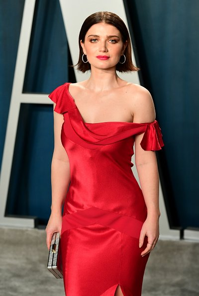 Eve Hewson at the Wallis Annenberg Center for the Performing Arts in Beverly Hills, Los Angeles, California, USA on February 9, 2020. | Photo: Getty Images