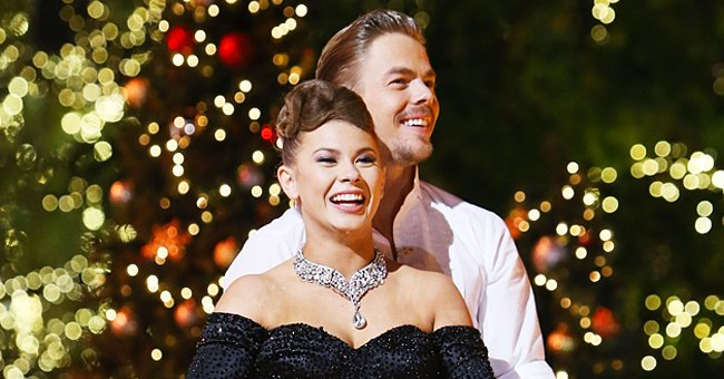 Here's What DWTS Pro Derek Hough Said about Former Dance Partner Bindi Irwin's Pregnancy