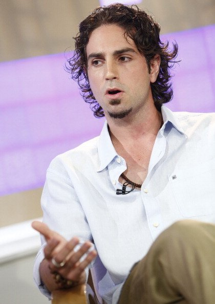 "Wade Robson on NBC News' ""Today"" show 
