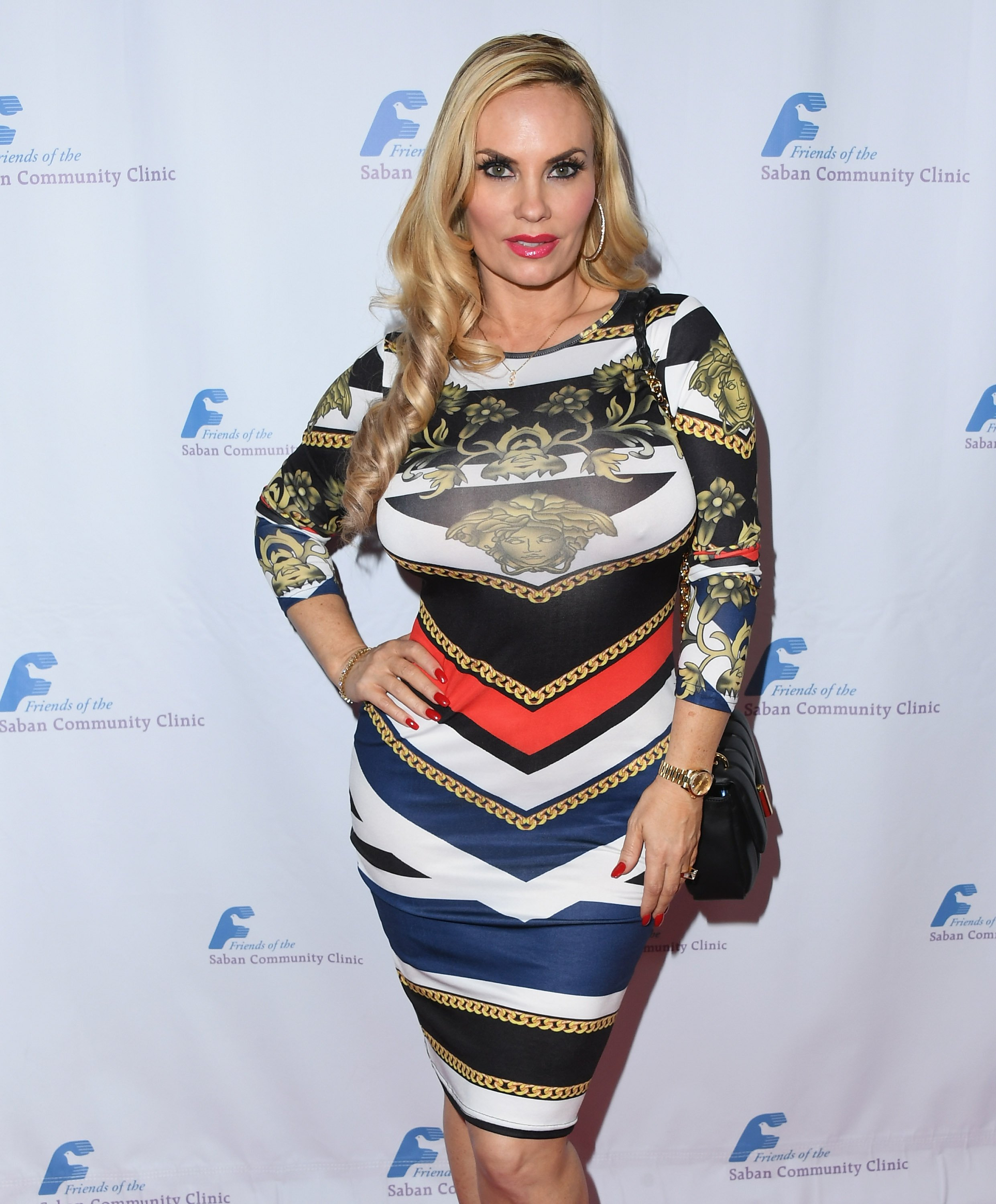 Coco Austin attends the Friends Of The Saban Community Clinic's 42nd Annual Gala on November 12, 2018, in Beverly Hills, California. | Source: Getty Images