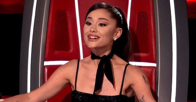 """Preview of Ariana Grande's appearance on season 21 of """"The Voice"""" onAugust 31, 2021   Photo: YouTube/The Voice"""