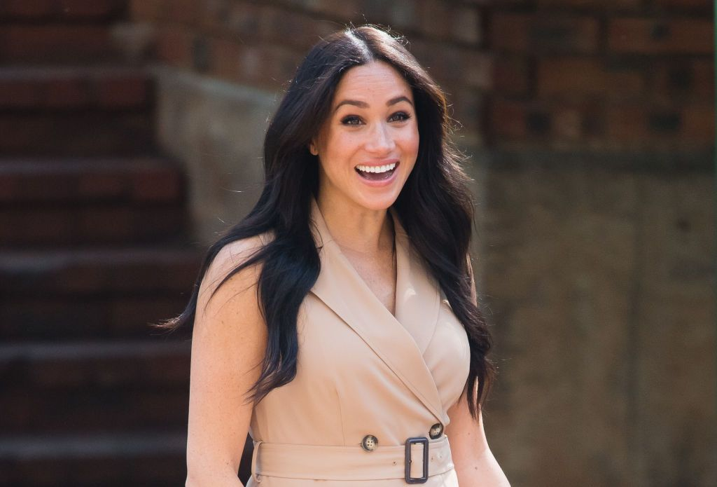 Meghan Markle visited the University of Johannesburg on October 01, 2019 in Johannesburg, South Africa | Photo: Getty Images