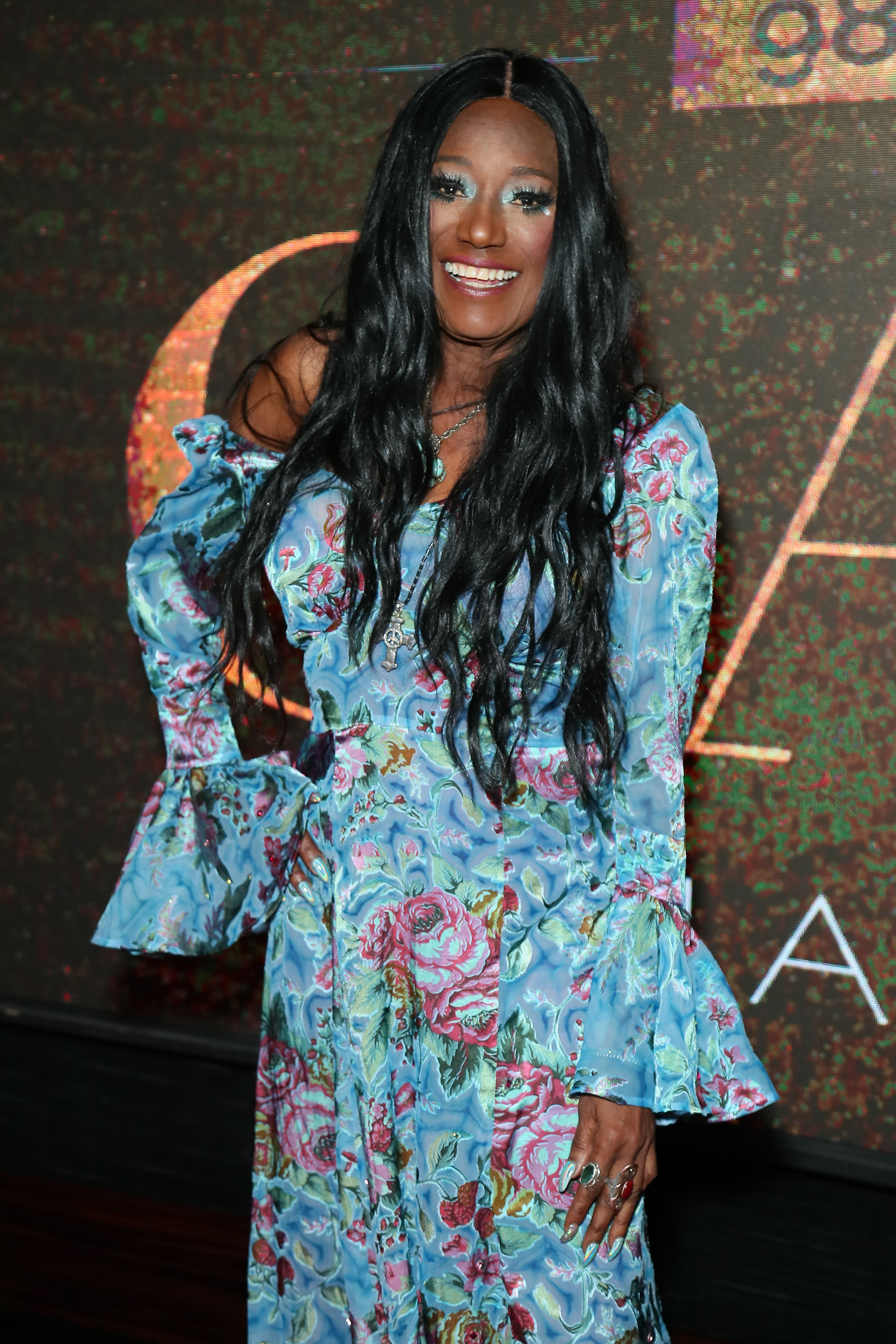 Late Bonnie Pointer at the Hollywood Chamber of Commerce 98th Annual Board Installation And Lifetime Achievement Awards Gala at Avalon Hollywood on April 10, 2019 in Los Angeles, California.  Photo: Getty Images