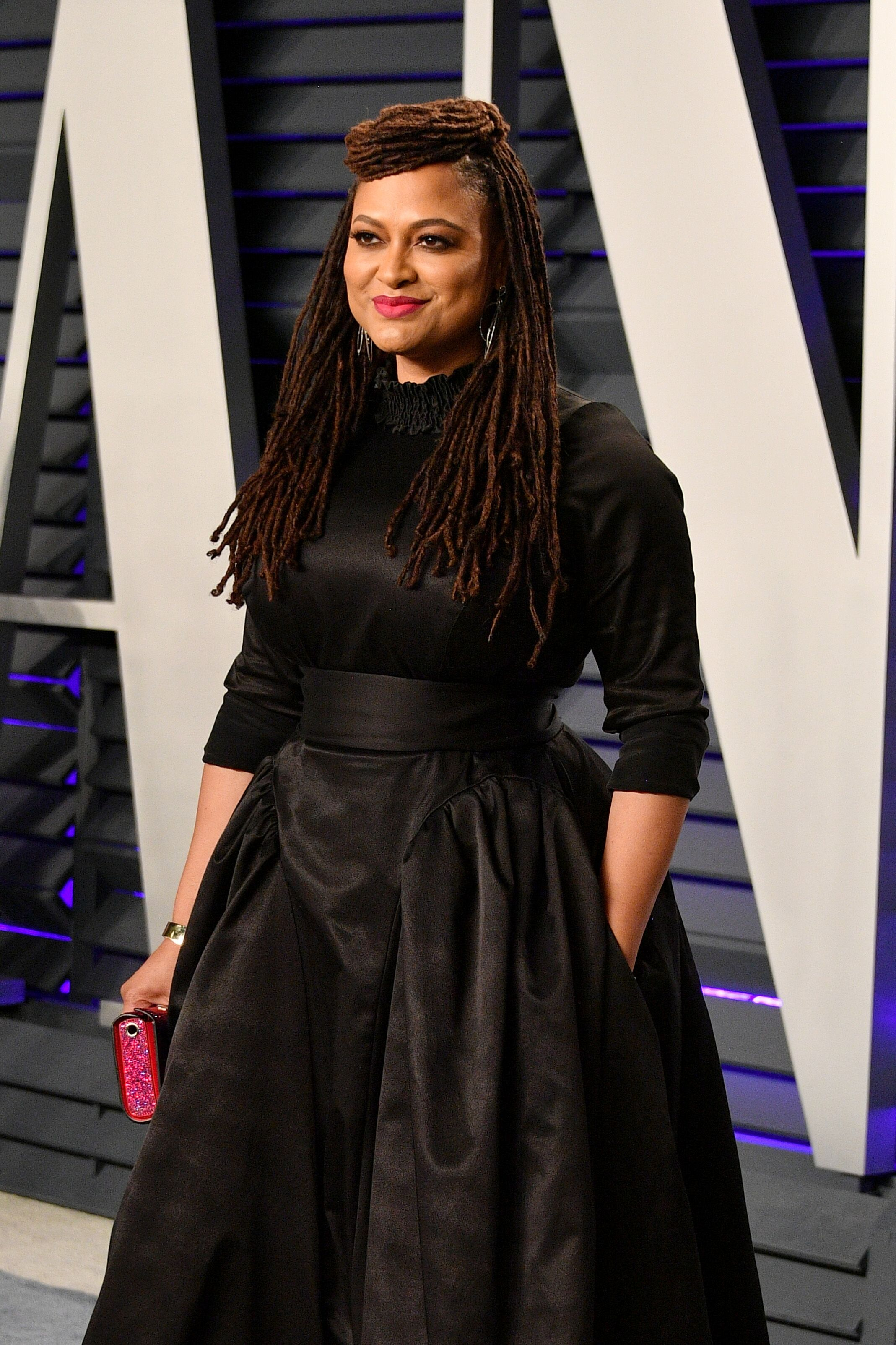 Ava DuVernay at the 2019 Vanity Fair Oscar Party on February 24, 2019. | Source: Getty Images