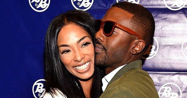 Ray J & Princess Love's Daughter Melody Tenderly Kisses Baby Brother in a Video