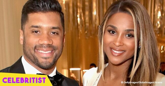 Russell Wilson gushes about his 'fine' wife Ciara in recent video