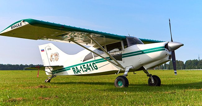 Daily Joke: The Story of a Poor Blonde Flying In a Two-Seater Plane
