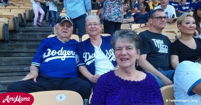 Baseball fan died after a game she attended on her 79th birthday and 59th wedding anniversary