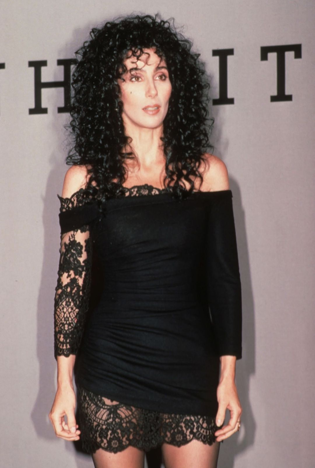 Cher at the launch of her fragrance Uninhibited at The Plaza Hotel on August 10, 1988, in New York City | Photo: Robin Platzer/Images/Getty Images