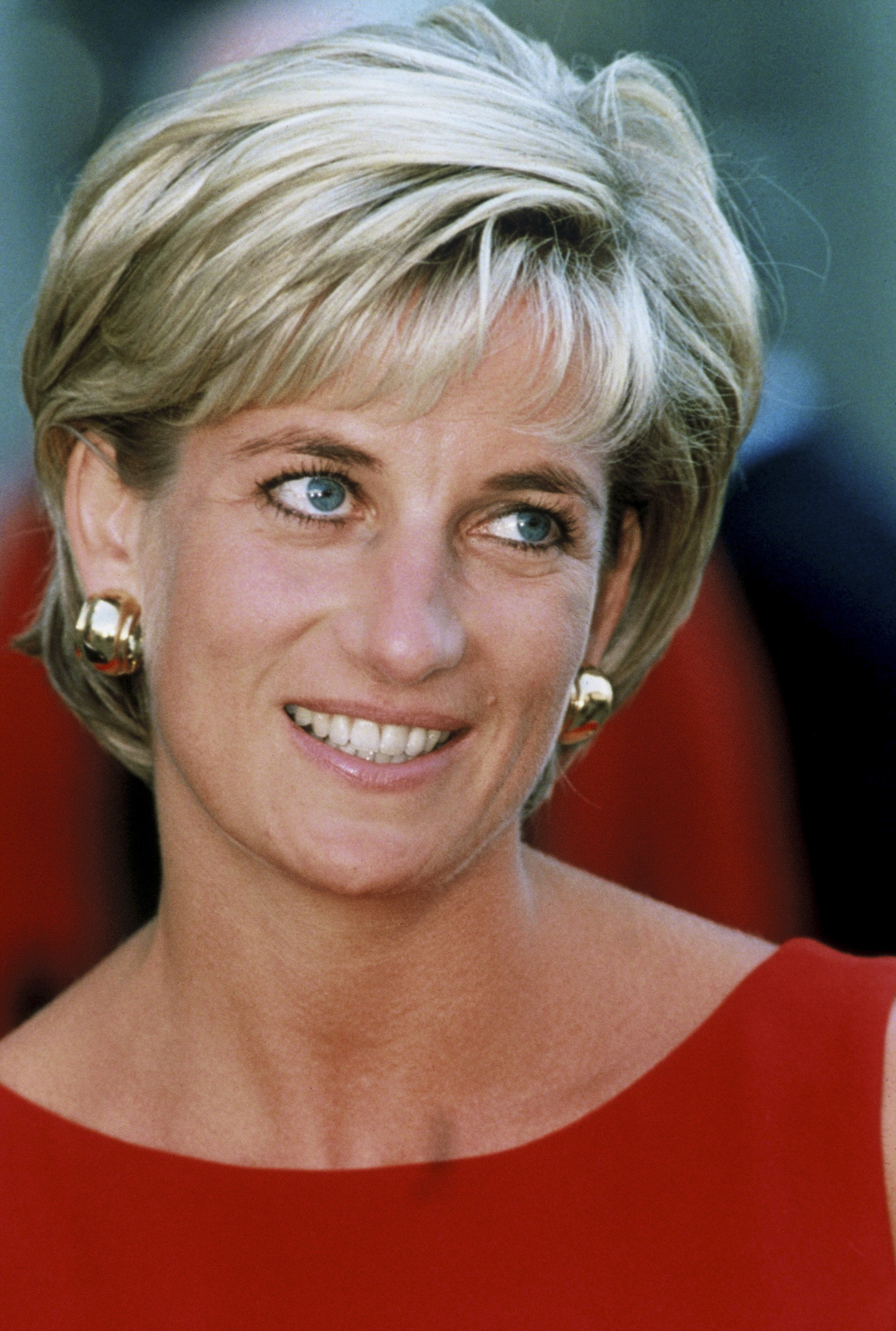 Diana, Princess of Wales visits the Northwick Park Children's Centre in Harrow on July 21, 1997.   Photo: GettyImages