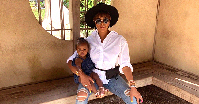 Ex-Destiny's Child Member LeToya Luckett Is All Smiles in 3-Generation Photo with Baby Daughter and Her Mother